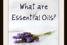 Essential Oils / by Bill and Stephanie Norman