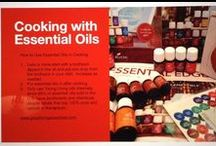 Essential Oils - Food & Drink / by Bill and Stephanie Norman