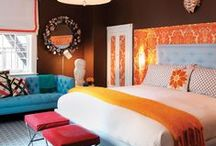 Spare/Guest Bedroom / by Ashley Hand