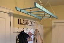 Laundry Room / by Ashley Hand