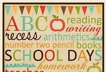 School Days / by Megan Harrell