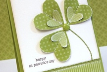 St. Patricks Day Cards SU / by Patricia Lemont