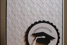 Graduation Cards SU / by Patricia Lemont