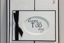 Wedding Cards SU / by Patricia Lemont