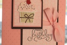 Cupcake Cards SU / by Patricia Lemont