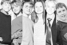 Harry Potter / by Rebekah Jordan