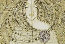 Art / One of my great loves! A mixture of styles and forms but all beautiful to me. / by Tracy Armstrong