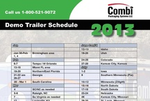 Demo Trailer  / by Combi Packaging Systems