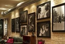 Photo Wall Ideas / by Tiffany Paull