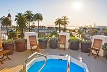 Coronado Beach Resort / The Coronado Beach Resort in Coronado, California. To book a great discounted nightly rate visit: http://www.resortime.com/resorts/profile.asp?resortid=16 / by ResorTime.com