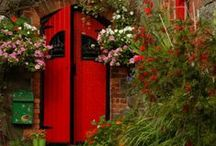 Amazing Doors / by M Stewart