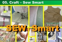 05. Craft - Sew Smart / Free Patterns, Sewing tutorials and tips. No SPAM, no for sale items unless as an example to sew. So Please Share Your Tips with us! *You can request an invitation by commenting on any pin 'posted by me' Look for the Cat + I'll reply*Thanks, Kyera / by Kyera Lea