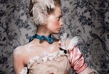 Fashion: 18th Century / by Anne Almasy