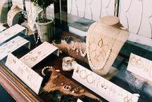 Jewelry Displays & Storage / by Marilyn Perez (Pulp Sushi)