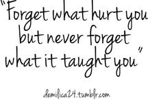 Words of Wit, Wisdom & Inspiration / by Larissa Borg