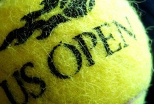 I ♥ NY / It's that time of year again! As the tennis season comes to an end, the top professionals compete to win the last Grand Slam Championship of the year. Here you'll find everything relating to the US Open in Flushing Meadows, New York! / by Tennis Warehouse