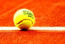 French Kissed / Clay hurts, but love hurts even more. In Paris, the city of love, the top professionals compete to win the only Grand Slam Championship played on clay courts. Get the latest updates from Roland Garros here! / by Tennis Warehouse