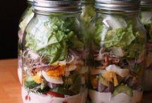 Meals in a Jar / by Sue Mach