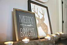 Holiday/ Seasonal Decor / by Tiffany Farris-Massey