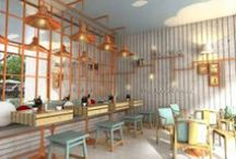 Interiors | Restaurant / by ME CPO
