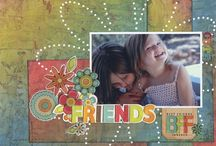 Scrappy Inspirations / Scrapbook pages and spaces that inspire me to preserve my memories of family, friends and treasured moments! / by Deb DenOuden