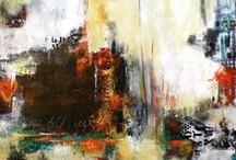 Abstract ~ Multicolored 2 / by Ethan Engel