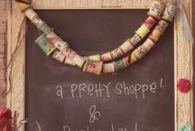 Mod Podge projects / by Justine / Sew country chick
