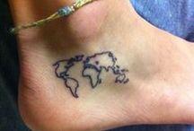 Tattoos  / by Jody Slagle