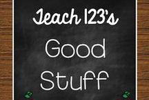 ❤️ Good stuff! ❤️ / by Teach123