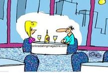 Funny Dating Cartoons / Life is too short not to laugh. Hopefully these dating cartoons make you laugh! / by Online Dating