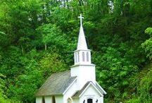 Churches / by Allison Harper
