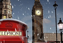 Londoners / by Penney Fox | Inner Social Media-ness