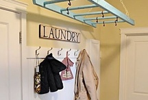 For the Laundry room / by Kiki Solomon