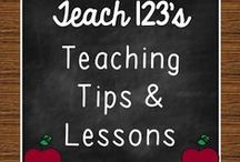 ❤️ Teaching Tips & Lessons ❤️ / Ideas and lessons for elementary teachers. / by Teach123