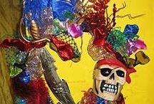 Pirate's Life for Me / Ideas for parading Gasparilla & other Tampa parades!  Seahorses Ye Loyal Krewe of Grace O' Malley / by Katie Wyatt