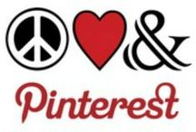 Peace, Love and Pinterest / We're a community of business owners and lovers of Pinterest connecting to talk about our love of Pinning, plus tips and techniques about how to use Pinterest to tell your company's story. If you would like to join our group on Facebook, click here and we'll get you signed up as soon as we can: https://www.facebook.com/groups/435571609811910/ / by Penney Fox | Inner Social Media-ness