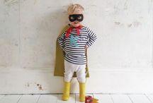 Hip Little Kid Style / by Anna Weldon