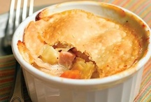 pies & pot pies / all the warm pies & pot pies I can find, I file it in here / by agnusdei