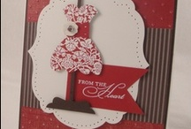 STAMPIN UP  / STAMPING, SCRAPBOOKING & MORE / by Ilene Byrne