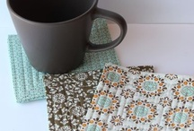 STAMPIN UP FABRIC  / by Ilene Byrne