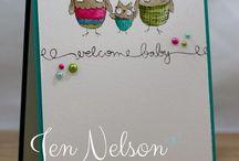 Stampin Up Card Ideas / by Lisa Ragan