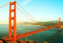San Francisco Proposal Ideas / If you are wondering where to propose, check out these San Francisco Proposal Ideas.  Let The Heart Bandits help make your day special! www.theheartbandits.com / by The Heart Bandits