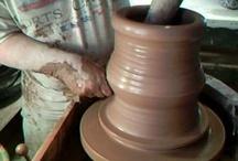 ceramic art techniques / by Susan Joe