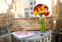 Baseball Theme Proposal / by The Heart Bandits