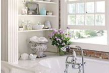 Home Love - Bathrooms / by Clean and Scentsible