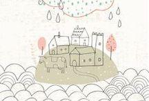 Illustrations / by émilie angibous