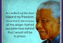 Nelson Mandela / by Sue Fitzmaurice Author