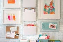 Home Love - Office Spaces / by Clean and Scentsible