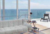 Modern Coastal Living / by Caron's Beach House