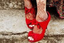 Wedding Shoes / Top Tips for Buying Your Wedding Shoes   How to Find the Perfect Wedding Shoes   Wedding Shoes trends / by BollywoodShaadis.com